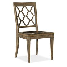 Product Image - Montebello Wood Seat Side Chair