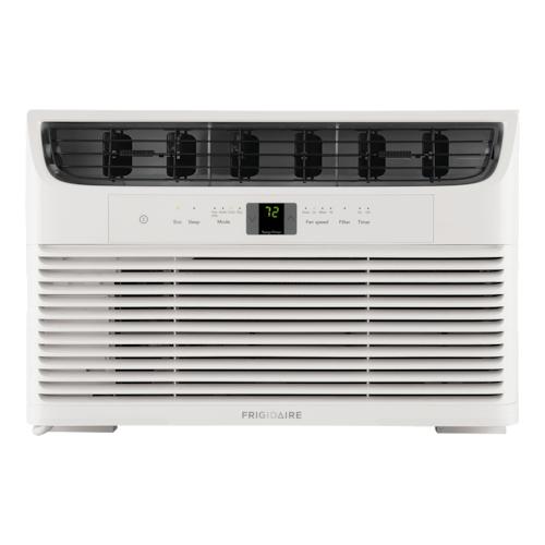 Frigidaire - Frigidaire 6,000 BTU Window-Mounted Room Air Conditioner