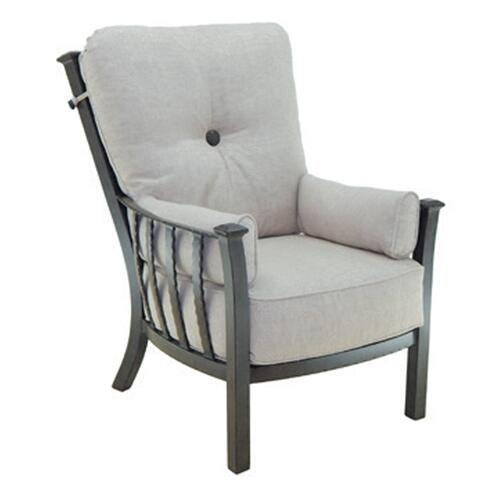 Castelle - Santa Fe Cushioned Lounge Chair