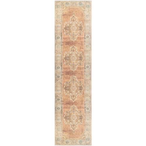 "Surya - Antiquity AUY-2304 2'7"" x 12'"