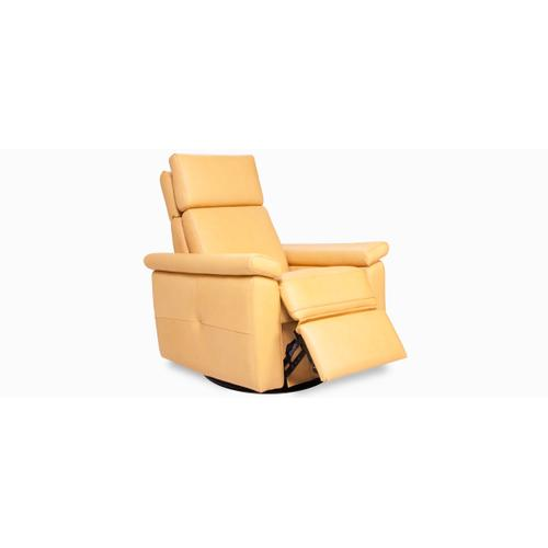 London Swivel and rocking motion chair (043)