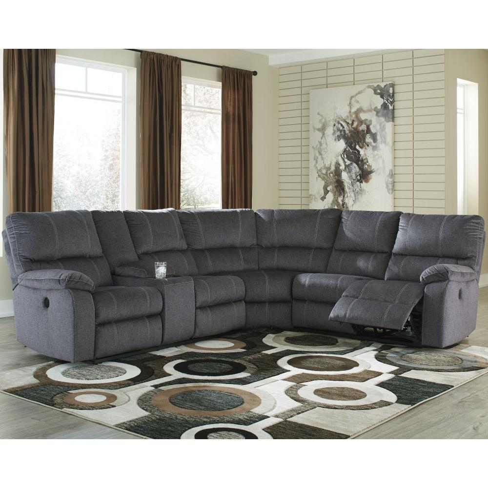 Product Image - Urbino 3-piece Power Reclining Sectional