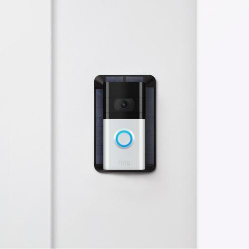 Video Doorbell 3 + Solar Charger - Multi