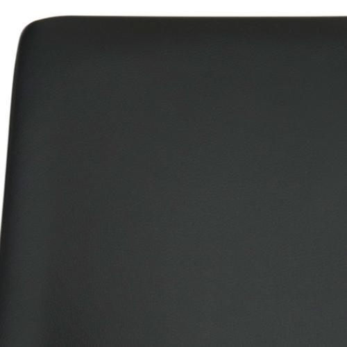 Summerset Counter Stool - Black / Chrome