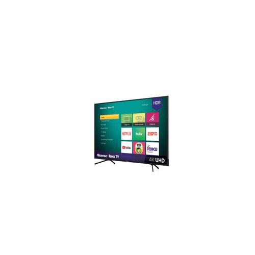 """65"""" Class - R7 Series - 4K UHD Hisense Roku TV with HDR (2018) SUPPORT"""