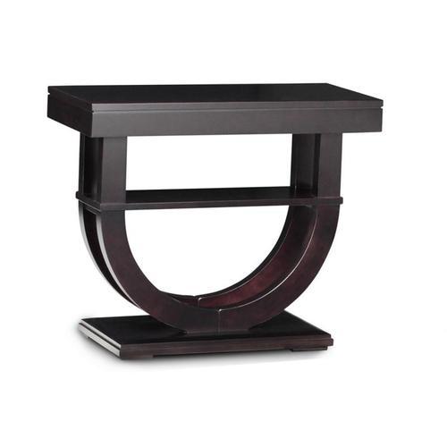 """- Contempo Pedestal 36"""" Sofa Table"""