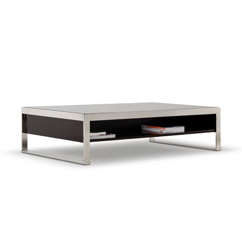 Modrest Noble - Modern Ebony Lacquer Coffee Table