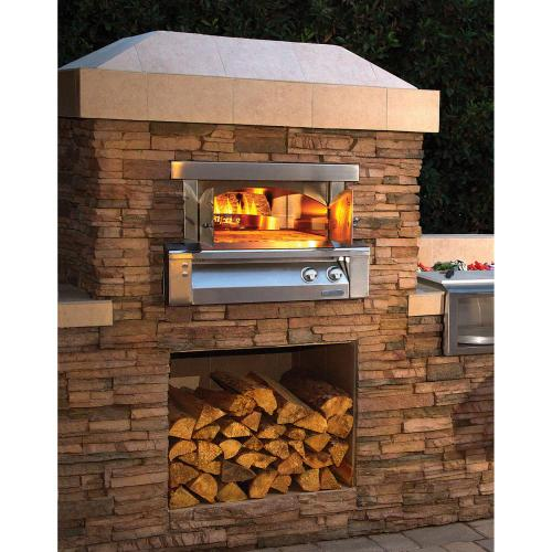 """Alfresco - 30"""" Pizza Oven for Built-In Installations"""