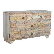 See Details - WD Carved 3Dwr Cabinet SFK
