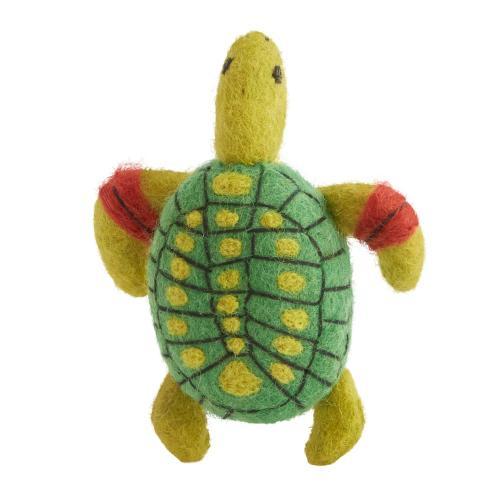 "5.5""x 4.25""x 1.75"" Green Endangered Sea Creatures (Sea Turtle Option)"