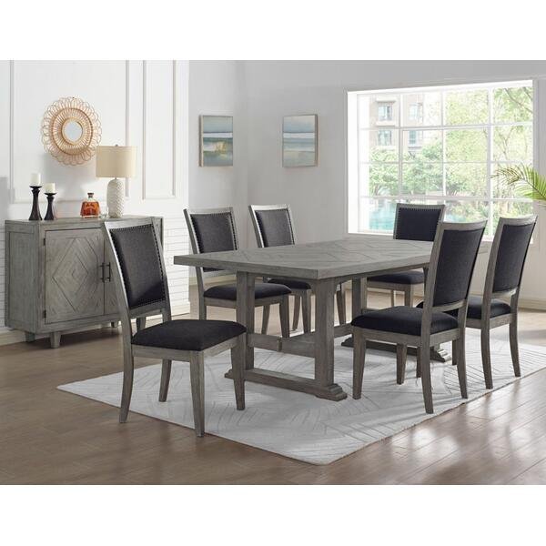 See Details - Whitford 5-Piece Dining Set (Dining Table & 4 Side Chairs)