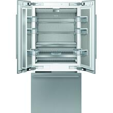 Built-in French Door Bottom Freezer 36'' Masterpiece® T36BT915NS