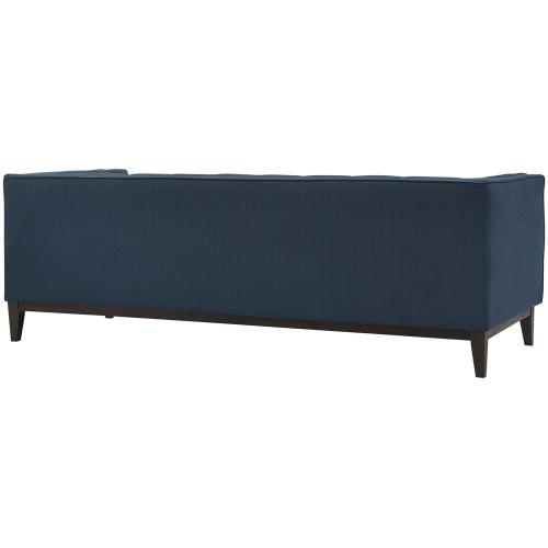 Modway - Serve Upholstered Fabric Sofa in Azure