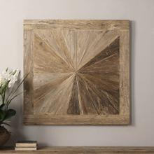 Hoyt Wood Wall Panel