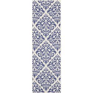 Grafix Grf06 White Blue