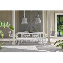 See Details - Tybee Dining Bench