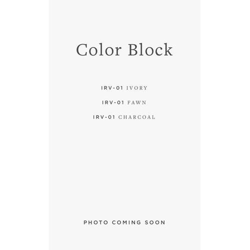 IRV-01 ED Color Block / 01