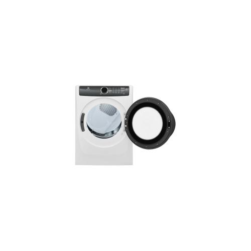 Electrolux - Front Load Perfect Steam Gas Dryer with Instant Refresh and 8 cycles - 8.0 Cu. Ft.