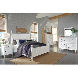 JOHN THOMAS FURNITURE Queen Cottage Bed