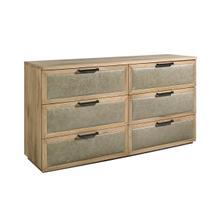See Details - Rafael 6Dwr Dresser