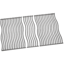 See Details - Three Stainless Steel Cooking Grids for Rogue 525-1