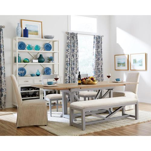 Osborne - Rectangular Dining Table - Timeless Oak/gray Skies Finish