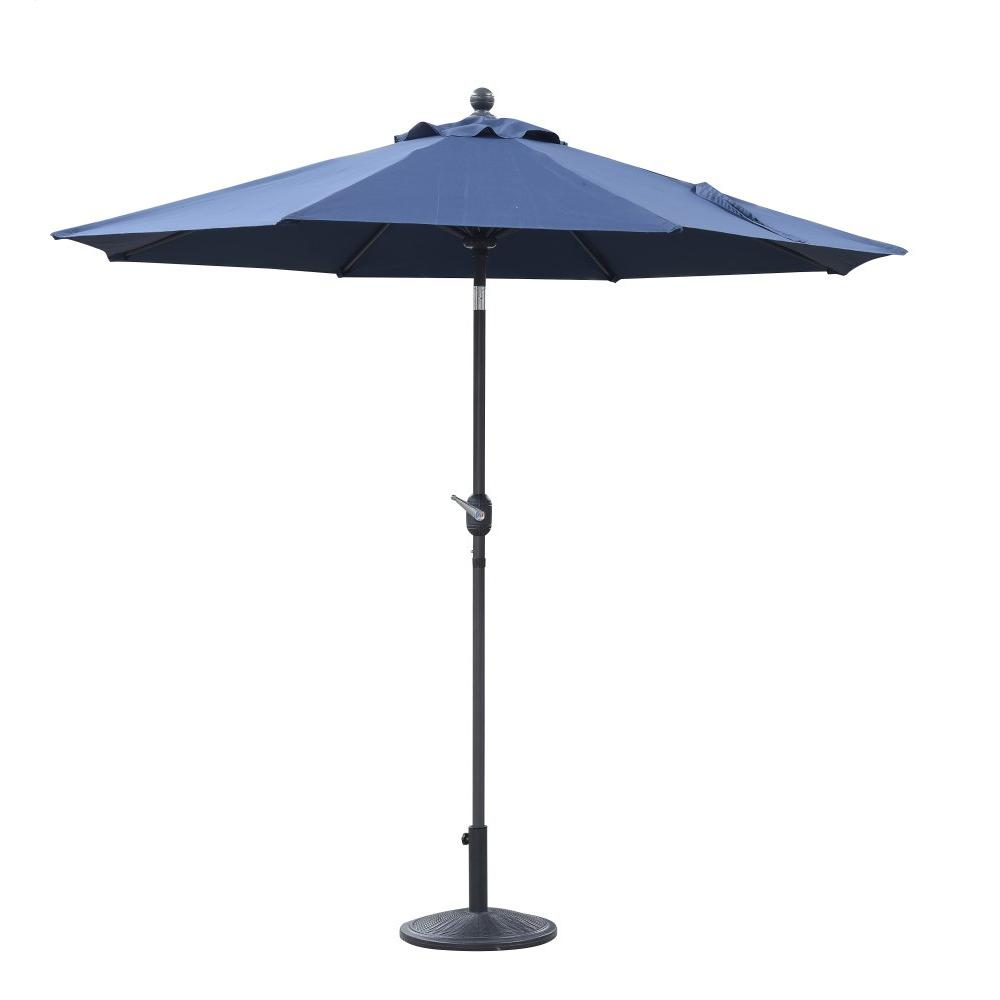 Emerald Home Ridgemonte Umbrella-blue Od1104-10umb