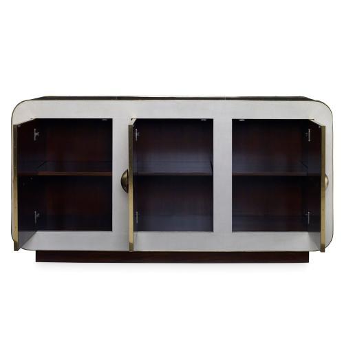 Shagreen Multi-Use Cabinet