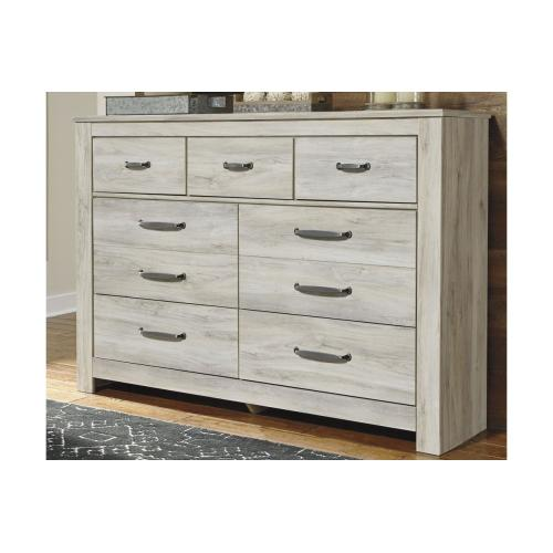 Bellaby Dresser Whitewash