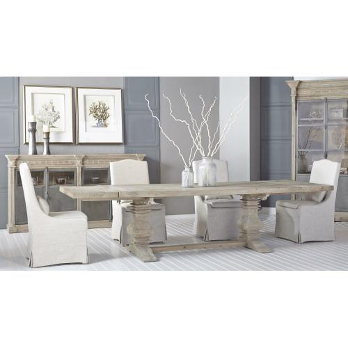 Colette Slipcover Dining Chair