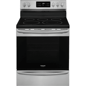 FrigidaireGALLERY Gallery 30'' Freestanding Electric Range with Steam Clean