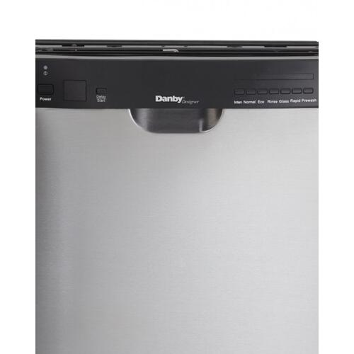Danby - Danby Designer 8 Place Setting Dishwasher