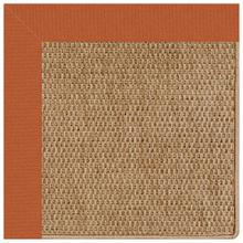 "Islamorada-Basketweave Canvas Rust - Misc. - 12"" x 12"""