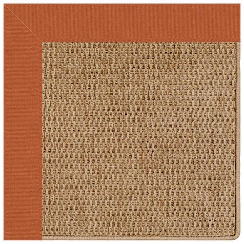 "Gallery - Islamorada-Basketweave Canvas Rust - Misc. - 12"" x 12"""