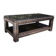 "Louvre 48"" x 26"" Rectangular Coffee Table"