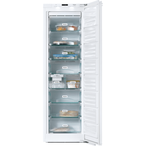 Miele - FNS 37492 iE - PerfectCool freezer for perfect side-by-side combination in the 70 in niche.
