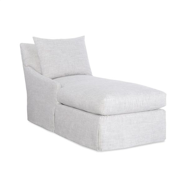 See Details - One Arm Chaise