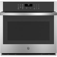 """Product Image - GE 30"""" Built-In Single Wall Oven Stainless Steel - JTS3000SNSS"""