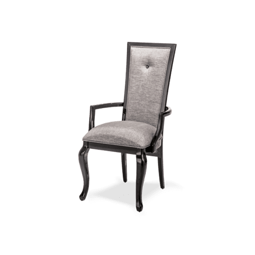 After Eight Studio Arm Chair BlackOnyx