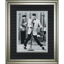 """""""The King"""" By Chelsea Collection Framed Print Wall Art"""