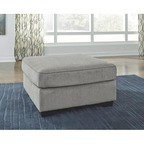 2-piece Sleeper Sectional With Ottoman