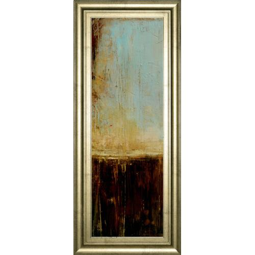 """Classy Art - """"Flying Without Wings I"""" By Erin Ashley Mirrored Framed Print Wall Art"""