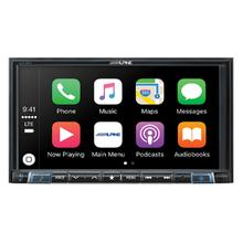 7-Inch Multimedia Receiver with Apple CarPlay and Android Auto