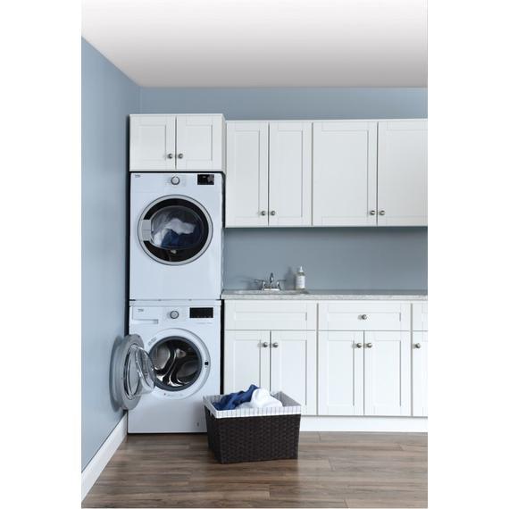 "24"" Front Load Vented Dryer"
