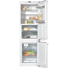 PerfectCool fridge-freezer For that special look in the kitchen thanks to Perfect fresh Pro and FlexiLight.