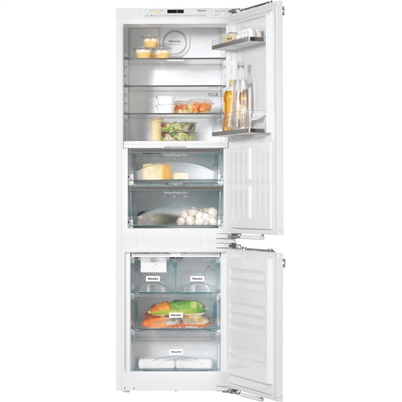 KFNS 37692 iDE-1 - PerfectCool fridge-freezer For that special look in the kitchen thanks to Perfect fresh Pro and FlexiLight.
