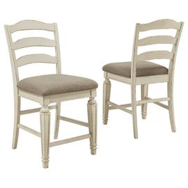 Upholstered Barstools (Set of 2)