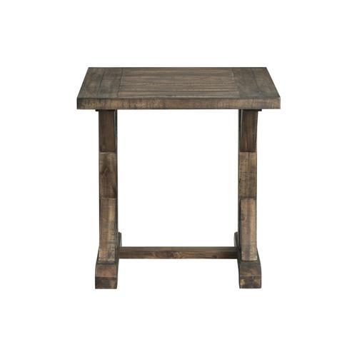 Finn Trestle End Table