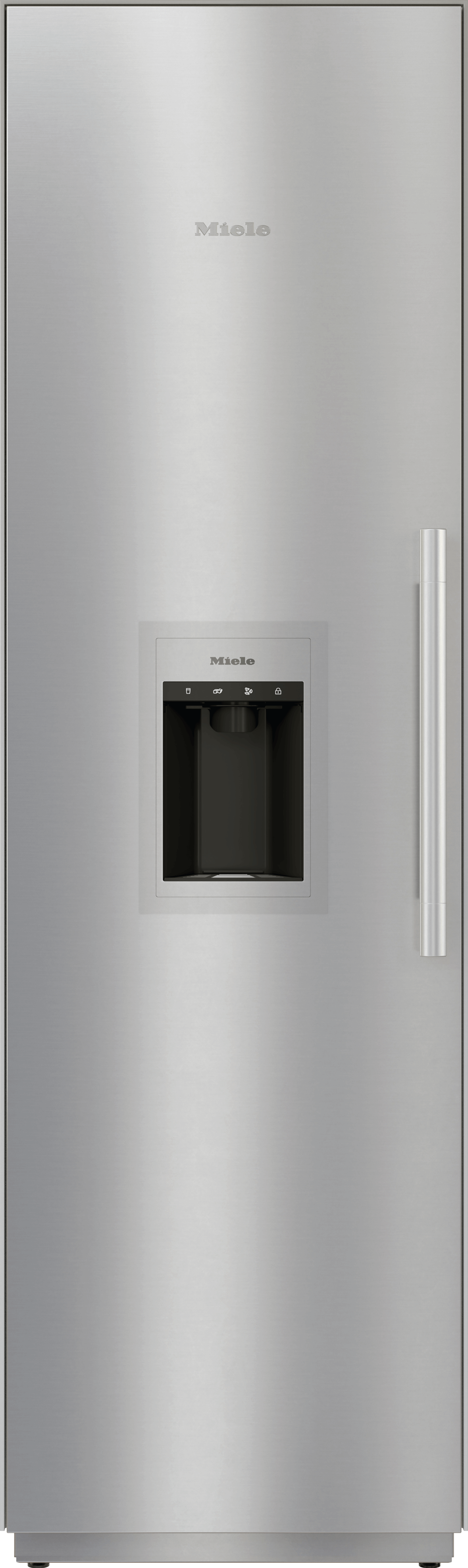 MieleF 2672 Sf - Mastercool™ Freezer For High-End Design And Technology On A Large Scale.