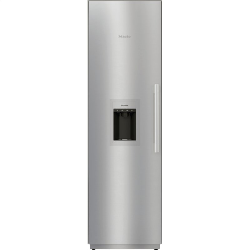 F 2672 SF - MasterCool™ freezer For high-end design and technology on a large scale.